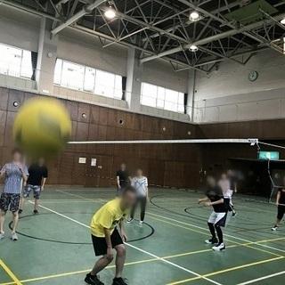 【まるで体育の授業】ソフトバレー&バドミントン[5/31(日)]~初心者歓迎~ - 仙台市