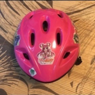 キッズ プリキュア  ヘルメット
