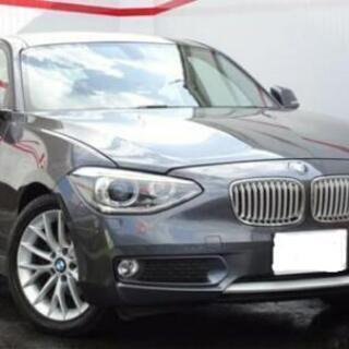 BMW116Iスタイル 1.6ターボ個人売買全部込み価格