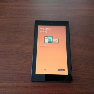 Fire 7 タブレット (7インチディスプレイ) 8GB - ...