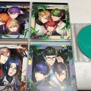 A3! VIVID EP CD5枚セット