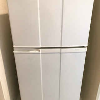 Haier冷蔵庫 & 無印良品の棚 お譲りします