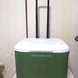 コールマンクーラーボックス 56L 色オリーブ