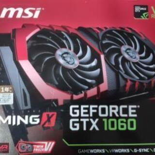 グラフィックボード GTX1060 3gb msi