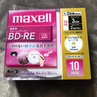 maxell BD-RE ブルーレイ 繰り返し録画用