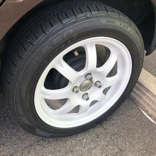レイズ RAYS ニスモ MM8 4本 タイヤ3月交換 美品