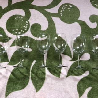 ワイングラス 6個