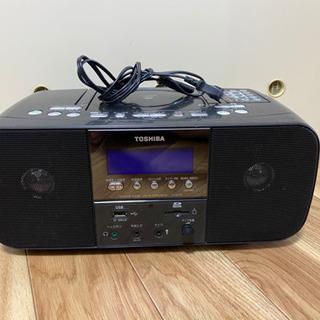 CD ラジオ SD プレイヤー 値下げしました