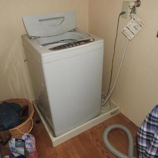 お取引 決まりました。家財道具 古いエアコン 冷蔵庫 ガスコンロ...