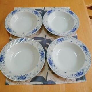 お値下げ【新品】スープ皿4枚セット&おまけ付き