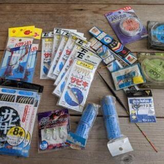 イロイロな釣り道具