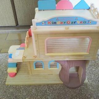 シルバニア ハウス 幼稚園