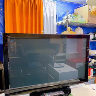 パナソニック 42V型 液晶テレビ ビエラ TH-P42S2 フ...