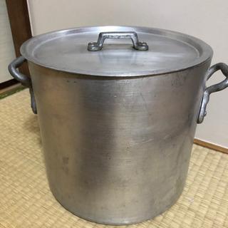 大きな寸胴鍋❣️高さ25.7直径28‼️業務用?