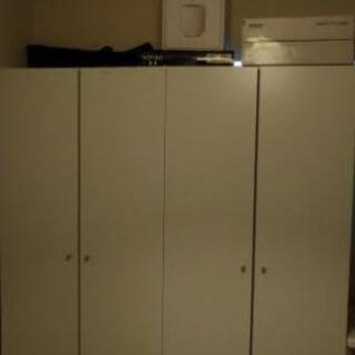IKEA ワードローブ 2セット