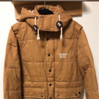 【値下げ交渉OK】 LEFLAHの4way中綿ジャケット