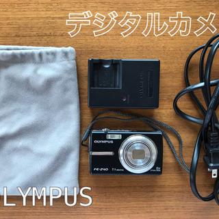 【OLYMPUS】デジタルカメラ FE-240