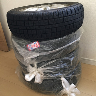 トーヨータイヤ スタッドレス ホイール付き 4本セット 日産 オ...
