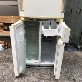 シャープ 冷蔵庫425L 中古  − 鹿児島県