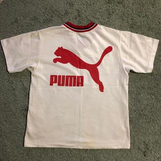 【サッカー③】★プーマ・ゲームシャツ★ フットサル スポーツ ジム