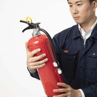 【安定収入】未経験歓迎!好きな時に働ける消防設備点検作業員