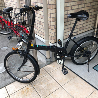 折り畳み自転車
