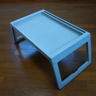 ★折りたたみテーブル 軽量コンパクト 新品 ライトグリーン★