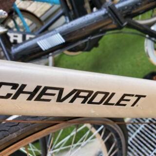 【取引決まりました】シボレー CHEVROLET 自転車 バイク