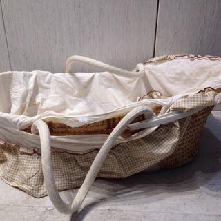 ★1848★ クーハン 赤ちゃん用ベッド ベビーベッド バスケッ...