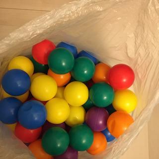 ボールプールのボール
