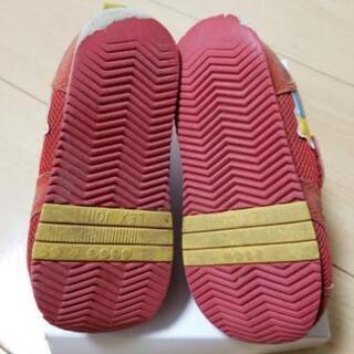 シューズ 靴 14.5cm アンパンマン - 子供用品