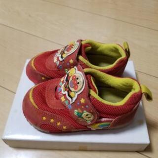 シューズ 靴 14.5cm アンパンマン - 川崎市