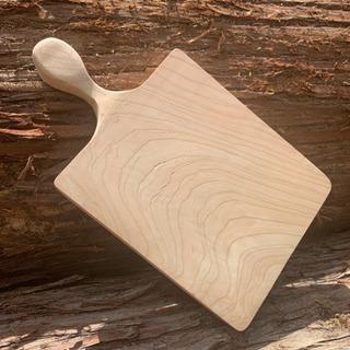 国産無垢杉カッティングボード