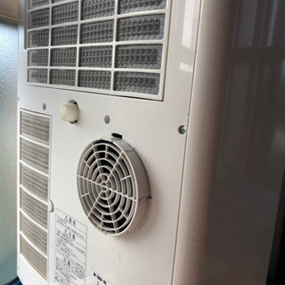 クーラー スポットエアコン TAD-22BW 冷風 温風 両用