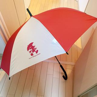 ディズニー ミッキーのマーク付き傘