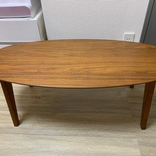 【木製折りたたみ式】センターテーブル