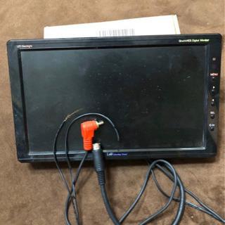 L&V 9インチワイドVGAモニター