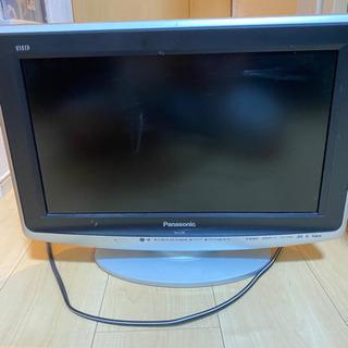 Panasonic ビエラ 17インチ 液晶テレビ HDD内蔵(...