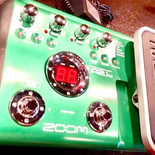 ZOOM A2.1uアコーステック用エフェクター