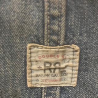 90年代 ラルフローレン Ralph Lauren RRL ダ...