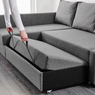 IKEA FRIHETEN フリーヘーテン/ソファベッド