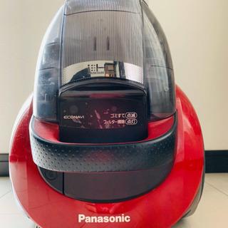 【お引取り決定】掃除機 Panasonic