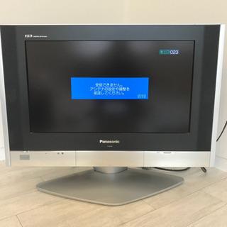 【3,000円】Panasonic WIDE26V型 デジタルハ...