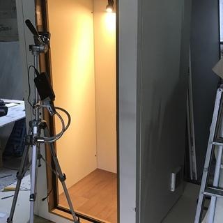 ヤマハアビテックス 防音室 0.5畳 近隣の場合設置費無料!神奈川県川崎市・静岡県熱海市から の画像