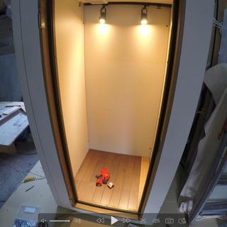 ヤマハアビテックス 防音室 0.5畳 近隣の場合設置費無料!神奈川県川崎市・静岡県熱海市から  - 川崎市