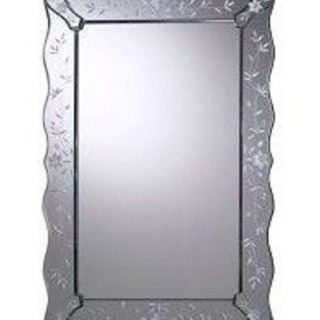 IKEA NESSANE 鏡【新品未使用】