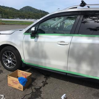 車 ポリッシャー コーティング 磨き 研磨 コンパウンド5種類 用品 用材 道具類一式 - 貸したい