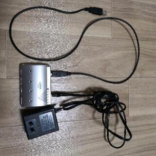 【値下げしました】パソコンのUSB接続機