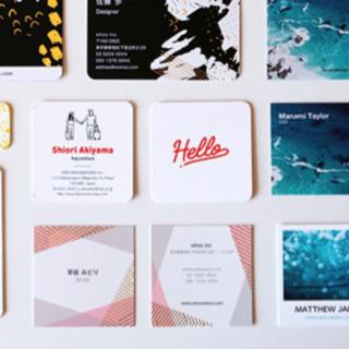 名刺、ロゴ、フライヤー、店舗図面、データ作成します。