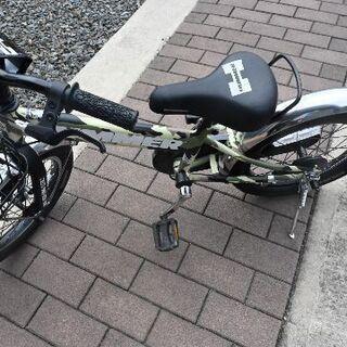 キレイめ ハマー キッズ自転車 16インチ